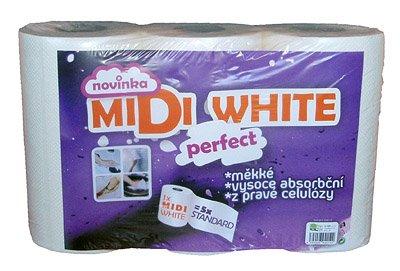 Průmyslové role MIDI White