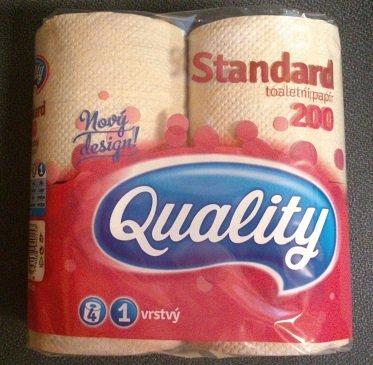 QUALITY Standard 200