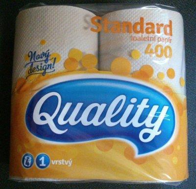 QUALITY Standard 400/4